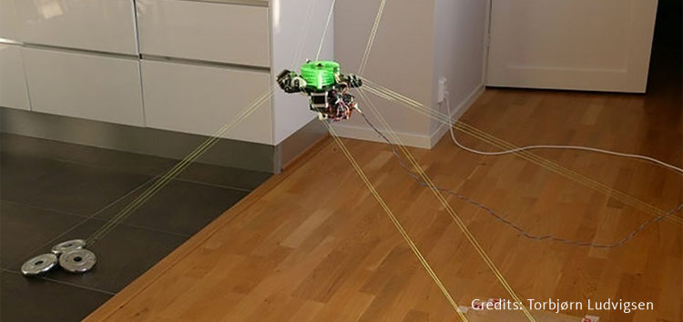 How to turn any room into a 3D printer