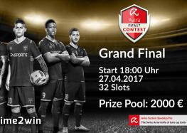eSports: Avira FIFA17 Contest – Grand Final