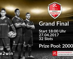 eSports: Avira FIFA17 Contest – Finale!
