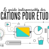 [Infographie] Le guide indispensable des applications pour étudiants