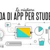 [Infografica] La guida delle migliori app per studenti