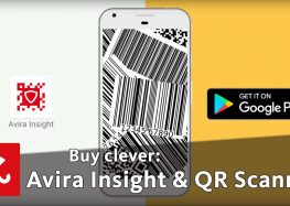 Video: Avira Insight and QR Scanner