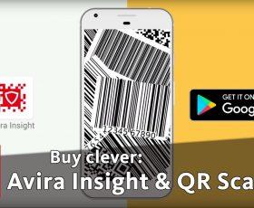 Video: Avira Insight and QR Scanner