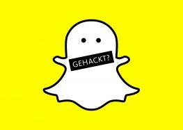 3 Anzeichen, dass euer Snapchat-Account gehackt wurde