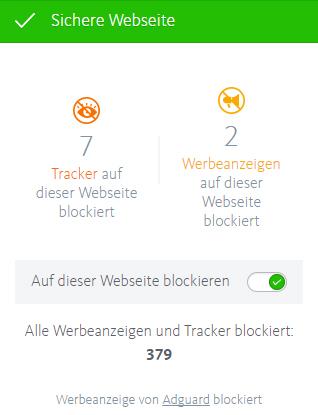 Adblocker - ein neues Avira Scout Feature ist bereit zum Beta-Test - in-post