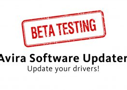 New Avira Software Updater feature: The Driver Updater