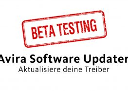 Neues Avira Software Updater Feature: der Treiber-Updater