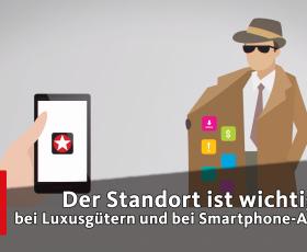 Video: Der Standort ist wichtig – bei Luxusgütern und bei Smartphone-Apps
