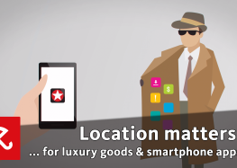 Video: Location matters – for luxury goods and smartphone apps