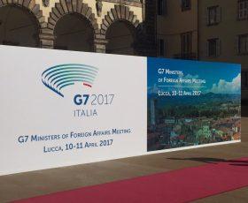 G7 2017, collaborazione internazionale contro i cyber-attacchi
