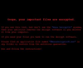 WannaCrypt0r : le rançongiciel qui a touché des ordinateurs du monde entier