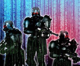 Giochi di cyber-guerra tra minacce militari e ransomware