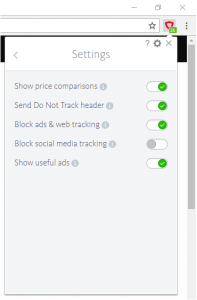 The nastiest ad is malware - in-post adblocker settings