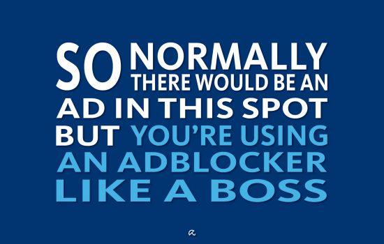 The nastiest ad is malware, adblocker, bloqueur de publicités, blocco della pubblicità