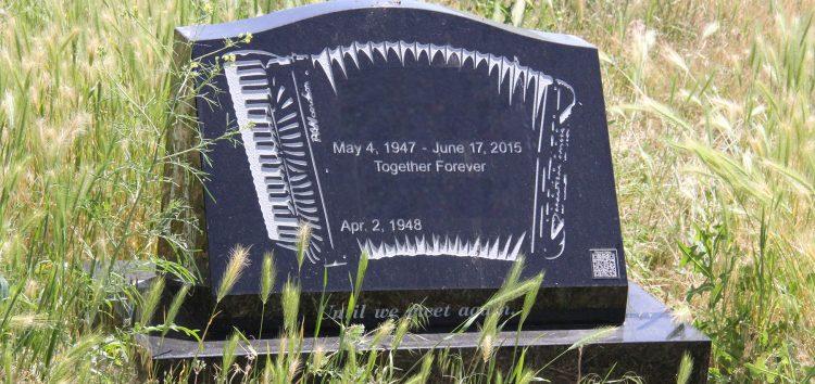 QR-Codes auf dem Grabstein