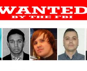 I cyber-criminali più ricercati dall'FBI