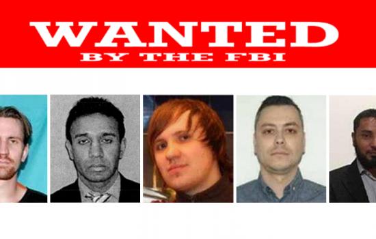 The FBI's most wanted cybercriminals, Cyberkriminelle, cyber-criminali, cybercriminels