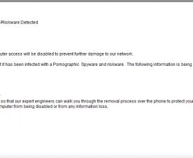 Support-Scam: Gesperrter Browser bittet um Support