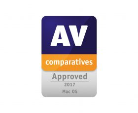 Antivirus Pro for Mac wins AV Comparatives' Approved Security Product award