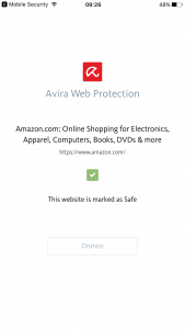 New version of Avira Mobile Security for iOS: Powerful protection against phishing attacks and identity theft - in-post