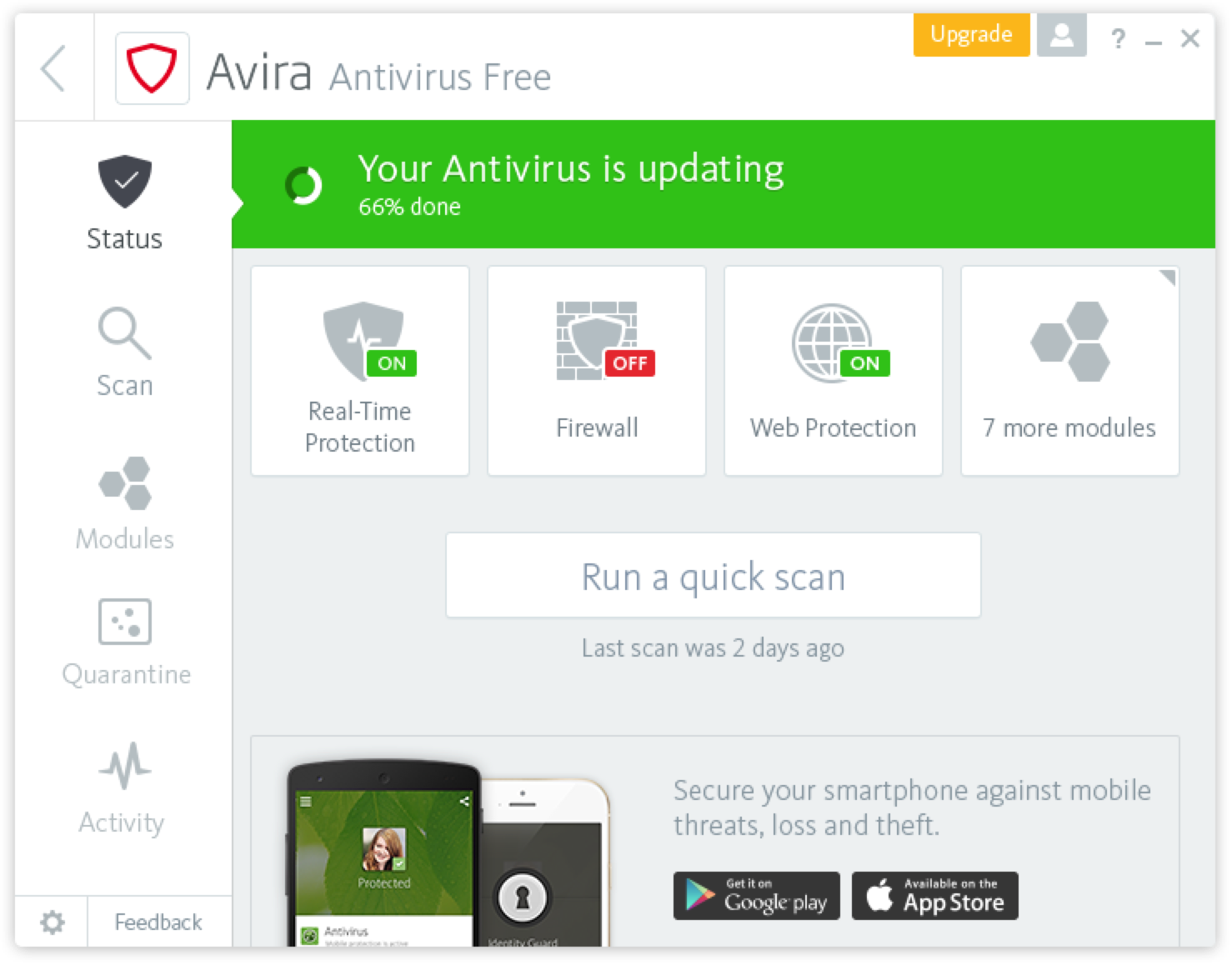 Beta Test: New user interface for Antivirus (Windows) - Avira Blog
