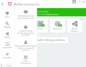 Einfach sicher mit Avira Antivirus 2018: Überarbeitet für die digitale Welt von heute - in-post