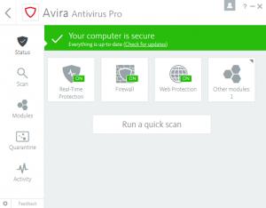 avira offline antivirus