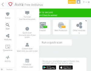 Avira Antivirus 2018: Remastered and redesigned for today's