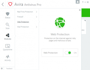 Avira Antivirus 2018: Remastered and redesigned for today's digital world - in-post