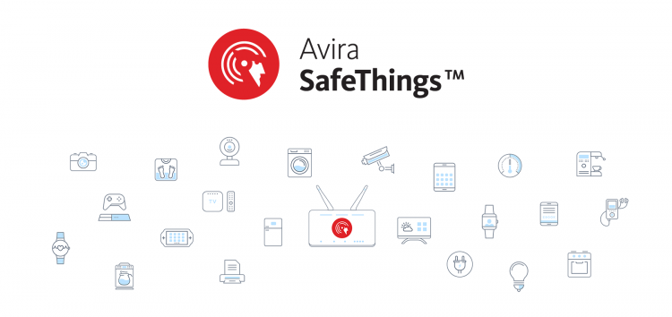 Avira SafeThings™ reimagines home security in the IoT world, without adding another device in the house