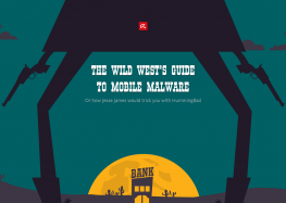 The modern Wild West's guide to mobile malware