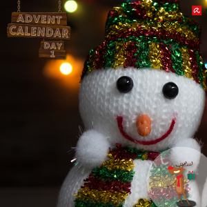 Avira Advent calendar - Day 1