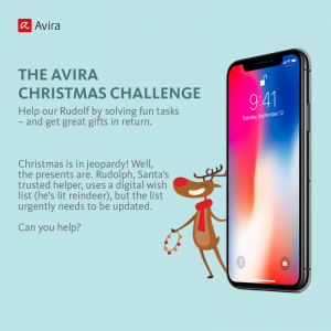 Avira Advent calendar - Day 3