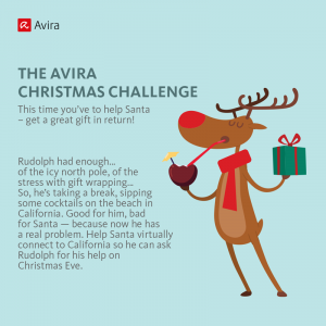 Avira Advent calendar - Day 17