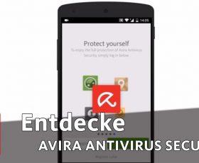 Video: Avira Antivirus Security für Android