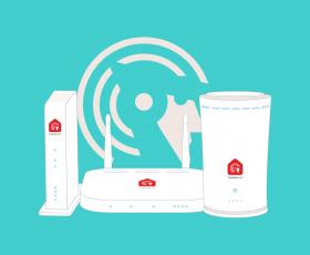 """Avira SafeThings<sup><font size=""""1"""">TM</font></sup> WLAN-Router für umfassenden Schutz vor Cyber-Bedrohungen im Smart Home"""