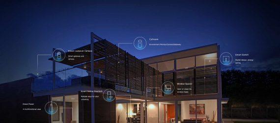 Die besten Gadgets für ein vernetztes Haus