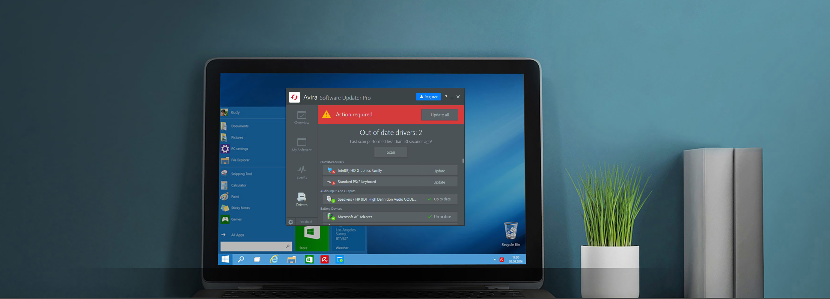Keep your drivers up to date without taxing your PC - Avira Blog