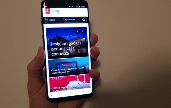 Cinque smartphone dal Mobile World Congress