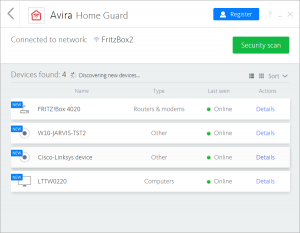 Is your home a smart home? Make it safer with Avira Home Guard - in-post