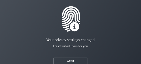 Avira Privacy Pal helps you manage your cookies in private - in-post settings changed