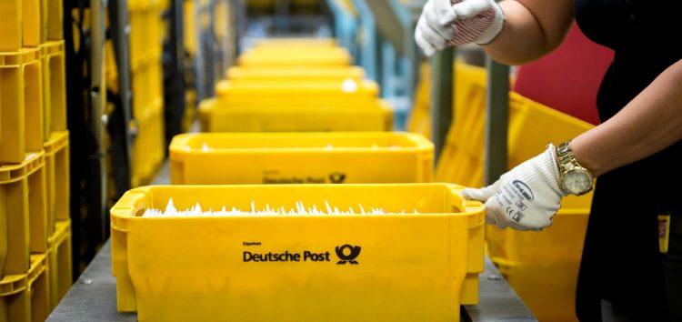 Deutsche Post: Return to sender, data well known