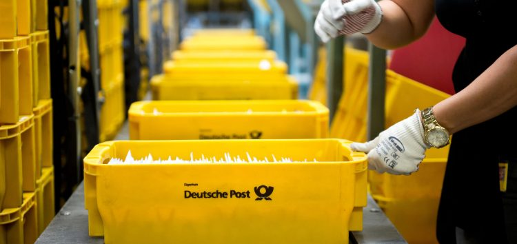 Deutsche Post: Return to sender, data well known