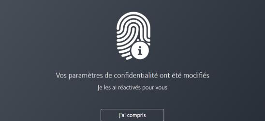 Avec Avira Privacy Pal, gérez vos cookies en privé - in-post settings changed