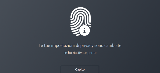Privacy e sicurezza sono al sicuro con Avira Privacy Pal - in-post settings