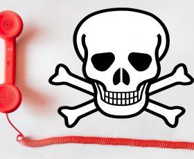 Vorsicht: Bei Anruf Abzocke