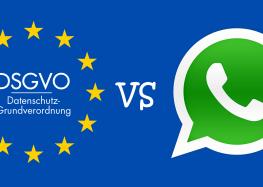 WhatsApp: Bedeutet die DSGVO das Aus der App?