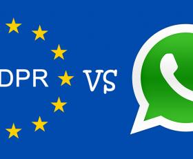 WhatsApp est-elle devenue illégale depuis le RGPD ?