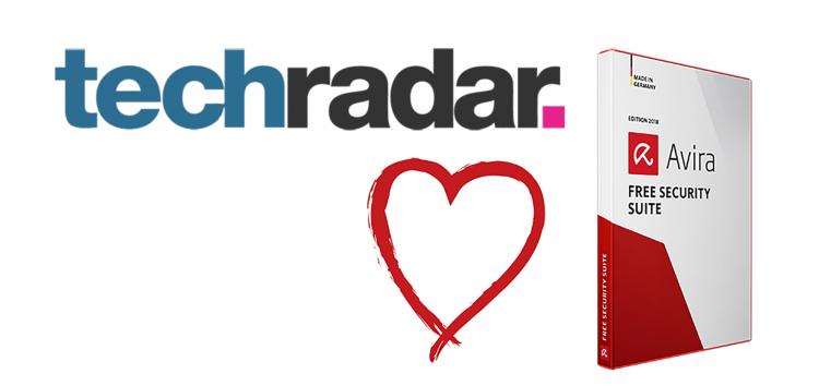 TechRadar: Avira macht von sich Reden