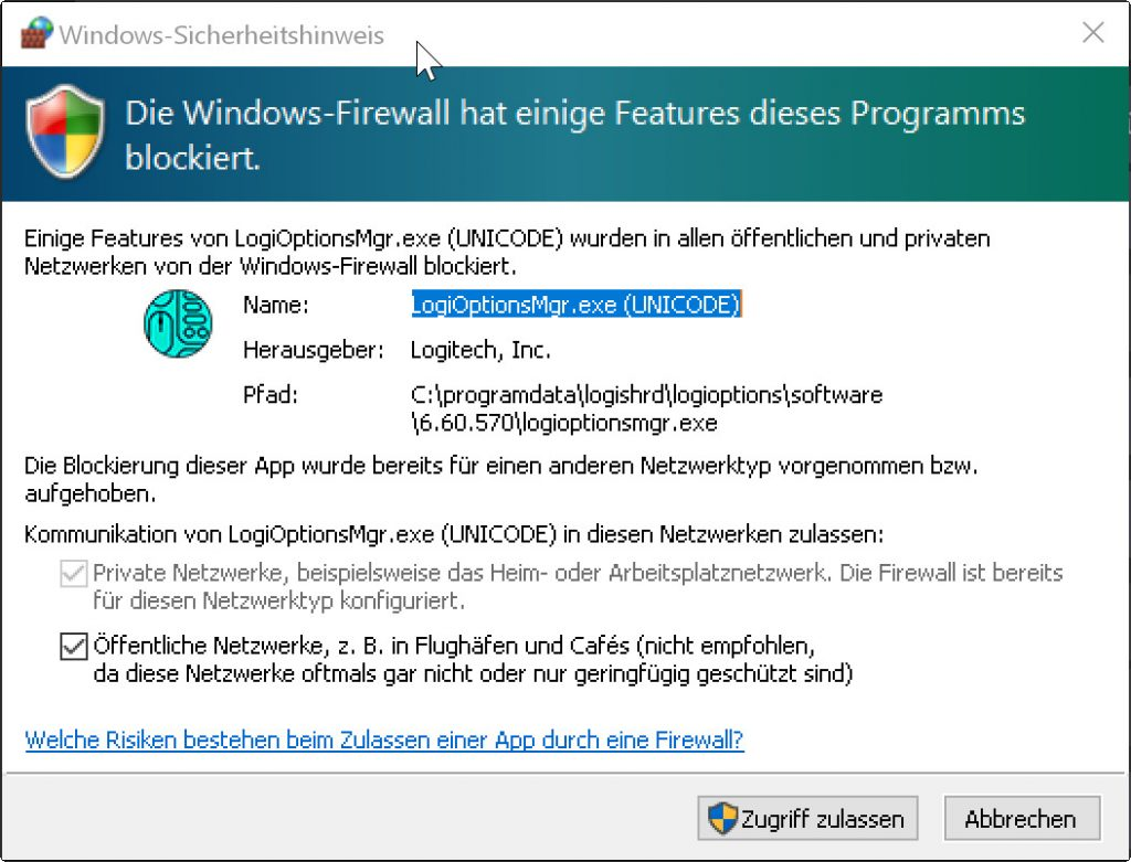 Windows 10-Sicherheitscenter: Die Firewall im Griff - in-post